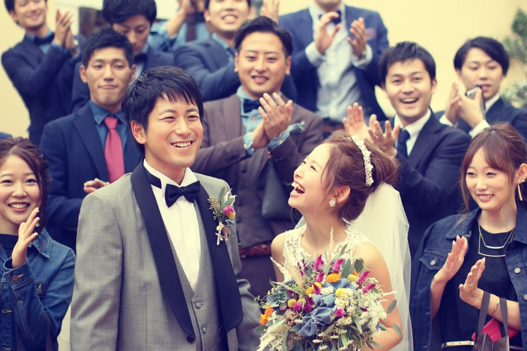denim × JOY wedding