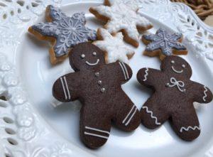 クリスマスオリジナルアイシングクッキー