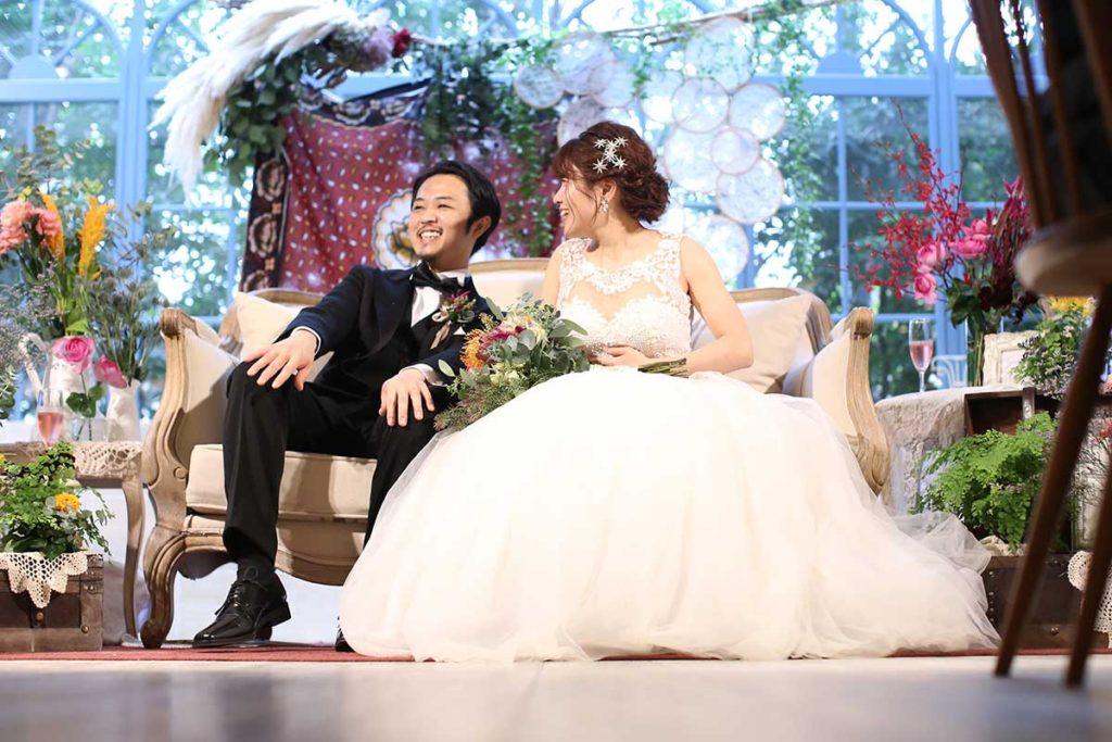 Nature+ORiental wedding