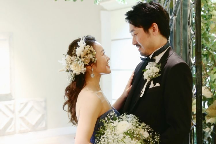 Natural × 大人wedding