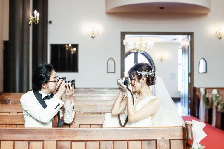 【ウエディングレポートup!】A wedding full of smiles