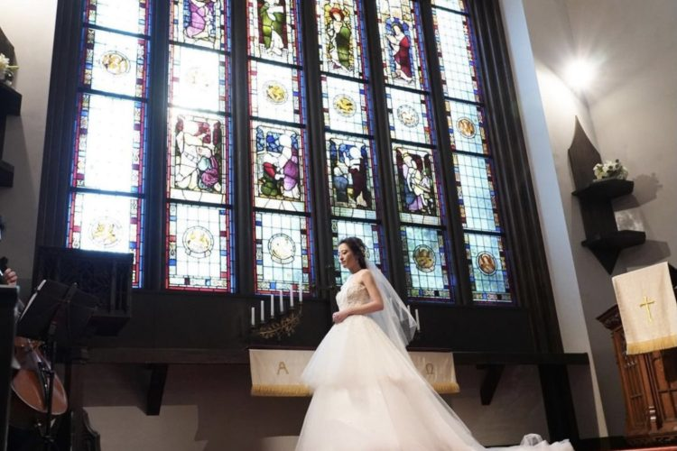【ST.MARGARET WEDDING × JUNO】~ドレスショーを開催いたしました~