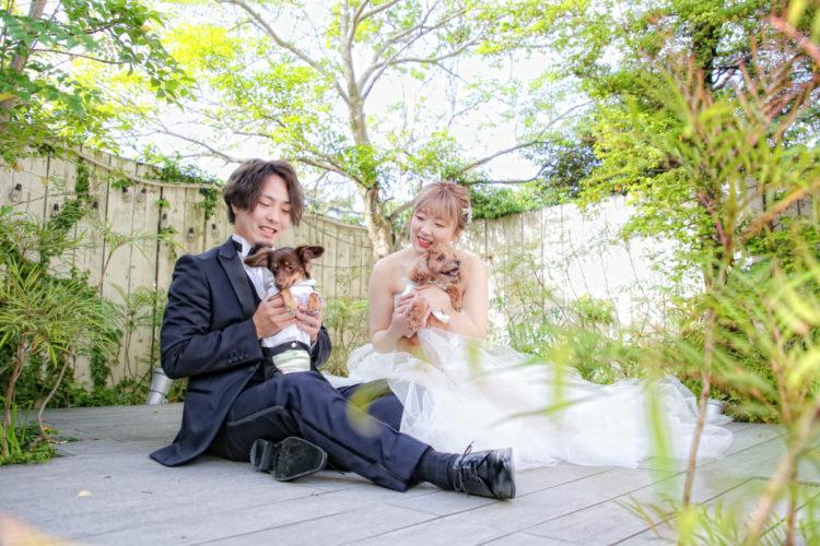 【ご結婚の記念にゆっくりと撮影を】~前撮りのご紹介~