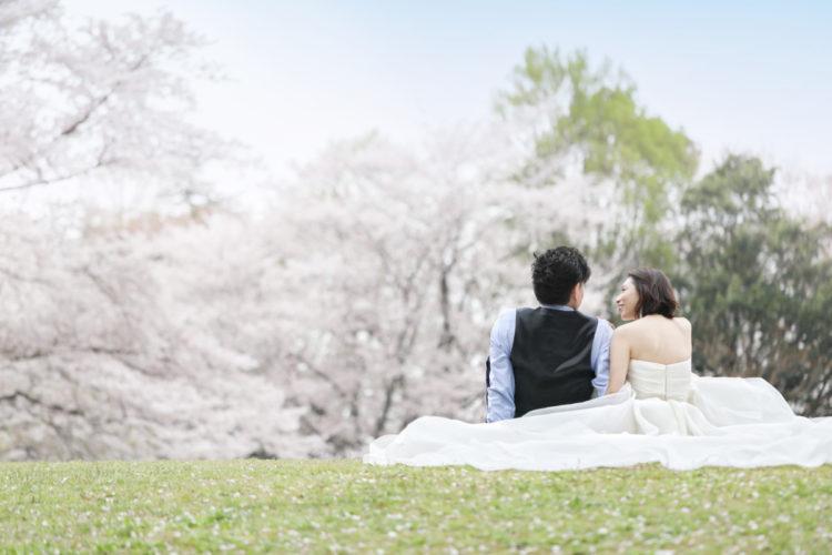 Pre photo~季節感あふれるロケーションフォト~