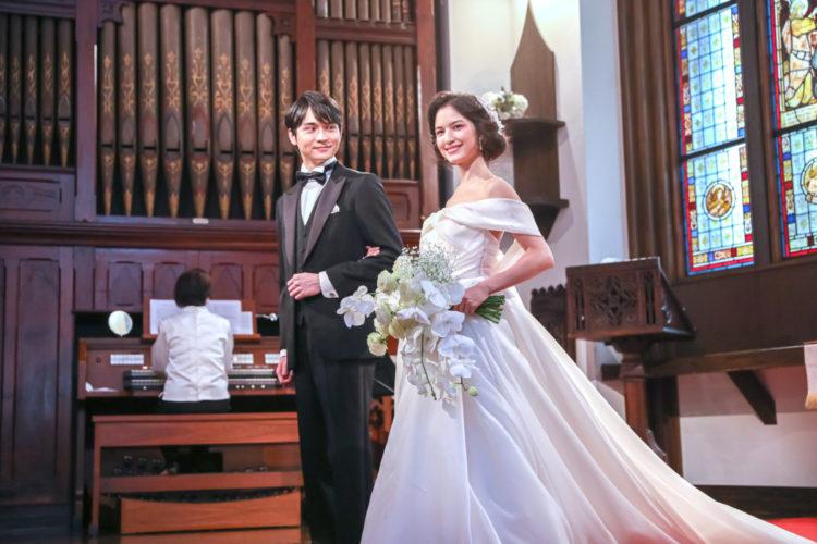 【20th Anniversary】~ST.MARGARET WEDDING×JUNO ~ドレスショーの様子をお届け!