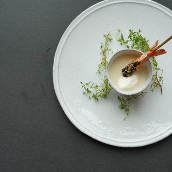 常識を超えて伝統となる一皿 婚礼料理の枠を超えたスペシャリテをお愉しみいただけます